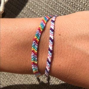 Handmade Thread Bracelets